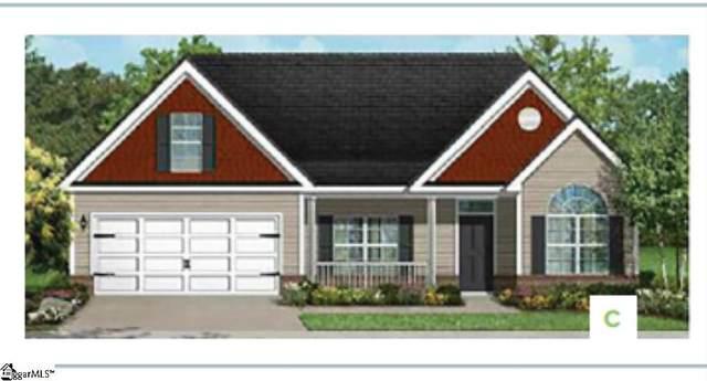 421 Buchanan Ridge Road, Taylors, SC 29687 (#1431310) :: Expert Real Estate Team