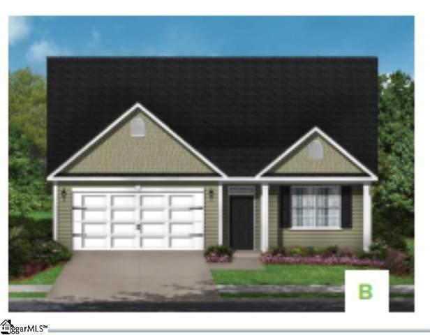 423 Buchanan Ridge Road, Taylors, SC 29687 (#1431311) :: Expert Real Estate Team