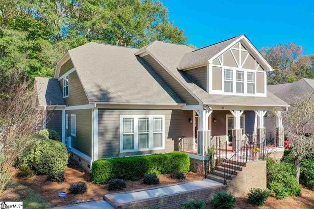 99 Parkside Drive, Simpsonville, SC 29681 (#1431319) :: DeYoung & Company