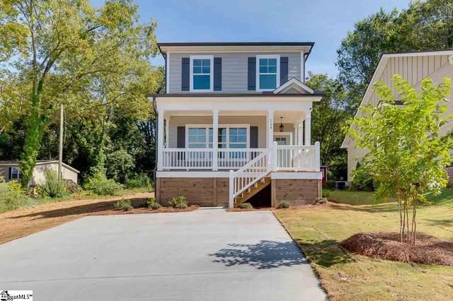 114 Valentine Street, Greenville, SC 29601 (#1431333) :: Green Arc Properties