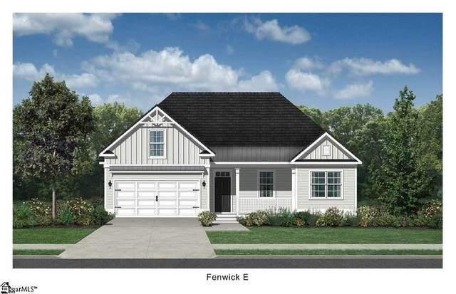 831 Orchard Valley Lane Lot 24, Boiling Springs, SC 29316 (#1431345) :: Expert Real Estate Team