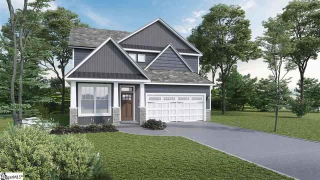 103 Clyburn Lane Lot 4, Taylors, SC 29687 (#1431366) :: Expert Real Estate Team