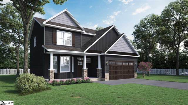 106 Clyburn Lane Lot 11, Taylors, SC 29687 (#1431370) :: Expert Real Estate Team