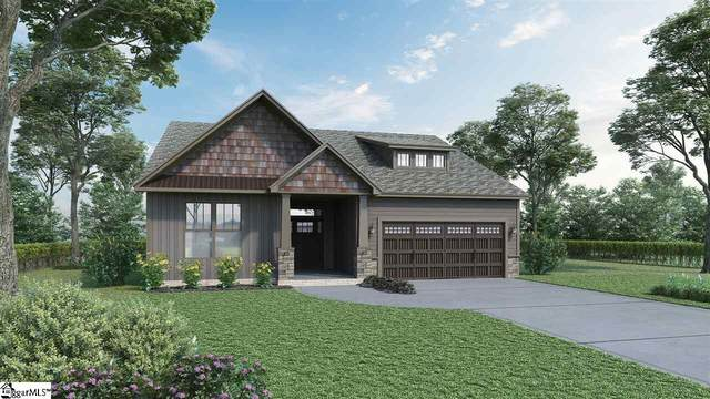 1 Buchanan Ridge Road Lot 22, Taylors, SC 29687 (#1431373) :: Expert Real Estate Team