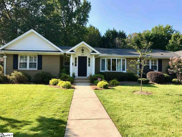 111 Lake Forest Drive, Greenville, SC 29609 (#1431425) :: Expert Real Estate Team