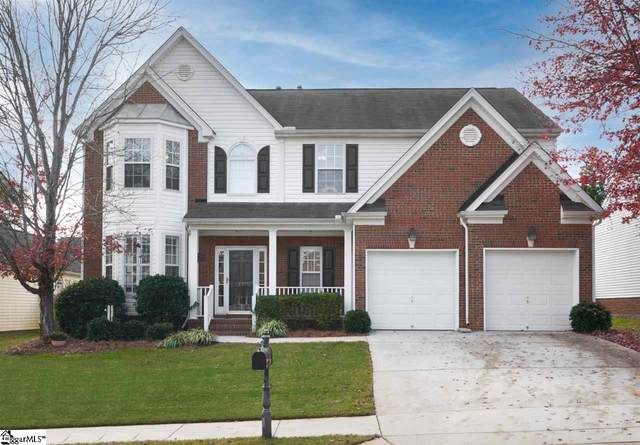 11 Red Jonathan Court, Simpsonville, SC 29681 (#1431438) :: DeYoung & Company