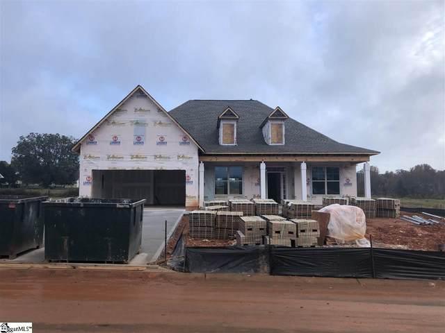 115 Braemar Knoll Drive Lot 3, Greer, SC 29651 (#1431457) :: Expert Real Estate Team