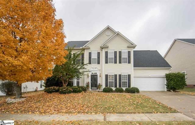 19 Bellows Falls Drive, Greer, SC 29650 (#1431459) :: Expert Real Estate Team