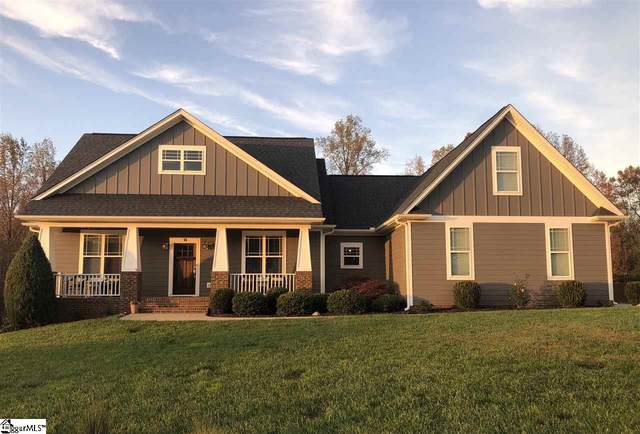 14 Setting Sun Lane, Travelers Rest, SC 29690 (#1431526) :: Expert Real Estate Team