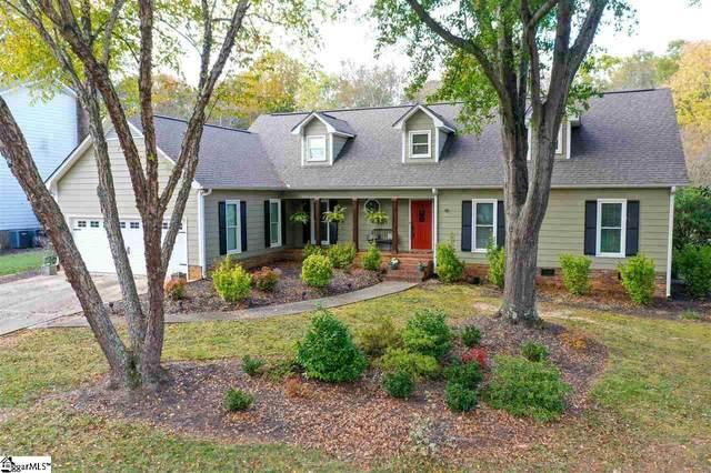 205 Chestnut Oaks Circle, Simpsonville, SC 29681 (#1431532) :: Expert Real Estate Team