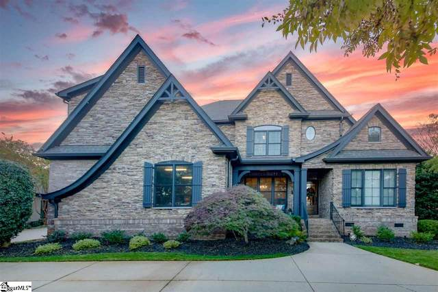 2 London Court, Greer, SC 29650 (#1431545) :: DeYoung & Company