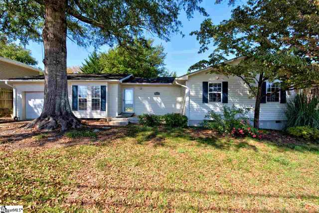621 Bridwell Road, Travelers Rest, SC 29690 (#1431555) :: Expert Real Estate Team