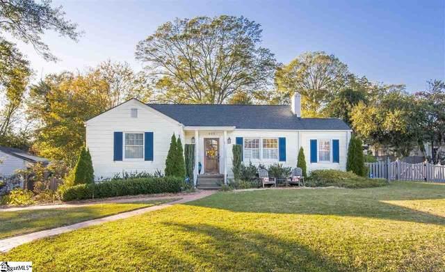 421 Longview Terrace, Greenville, SC 29605 (#1431624) :: Dabney & Partners