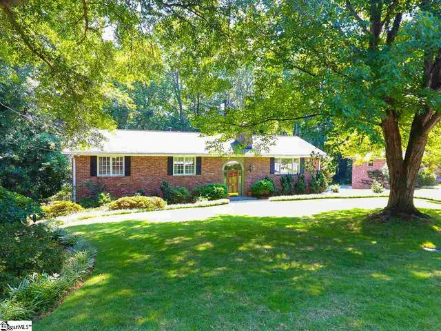 125 Windfield Road, Greenville, SC 29607 (#1431638) :: DeYoung & Company