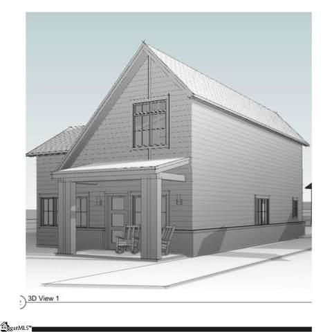 402 Jenkins Street, Greenville, SC 29601 (#1431670) :: J. Michael Manley Team