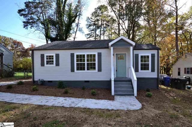 231 Pleasant Ridge Avenue, Greenville, SC 29605 (#1431696) :: DeYoung & Company