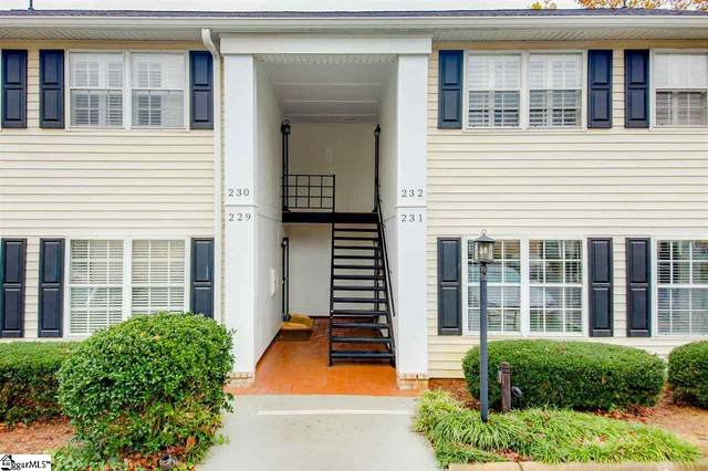 925 Cleveland Unit 232, Greenville, SC 29601 (#1431705) :: Hamilton & Co. of Keller Williams Greenville Upstate
