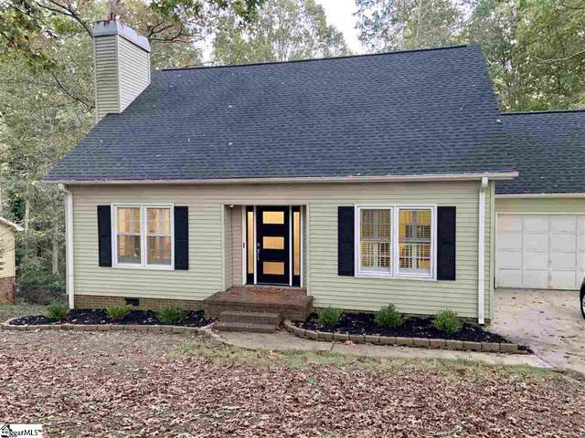 204 Fredericksburg Drive, Simpsonville, SC 29681 (#1431750) :: DeYoung & Company