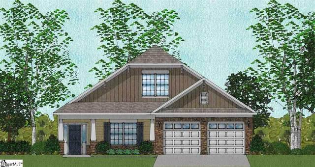 502 Betony Way Lot 10, Greenville, SC 29607 (#1431759) :: DeYoung & Company
