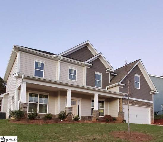 107 Juniper Hill Drive, Easley, SC 29642 (#1431761) :: DeYoung & Company