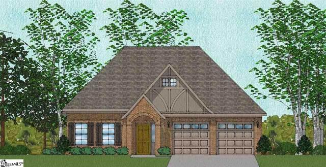 416 Rubia Drive Lot 58, Greenville, SC 29607 (#1431764) :: Hamilton & Co. of Keller Williams Greenville Upstate