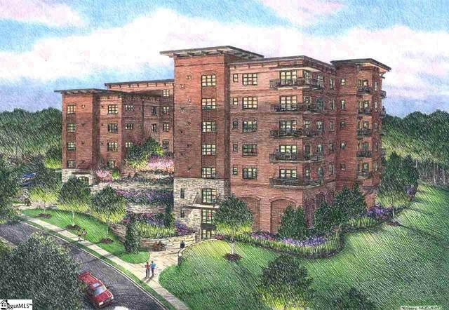 301 E Broad Street Unit 205, Greenville, SC 29601 (MLS #1431809) :: Prime Realty