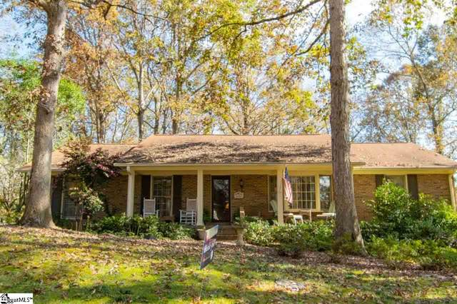100 Whittlin Way, Taylors, SC 29687 (#1431813) :: Expert Real Estate Team