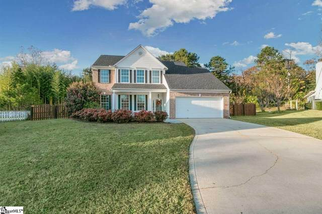 117 Meeker Court, Easley, SC 29642 (#1431829) :: Parker Group