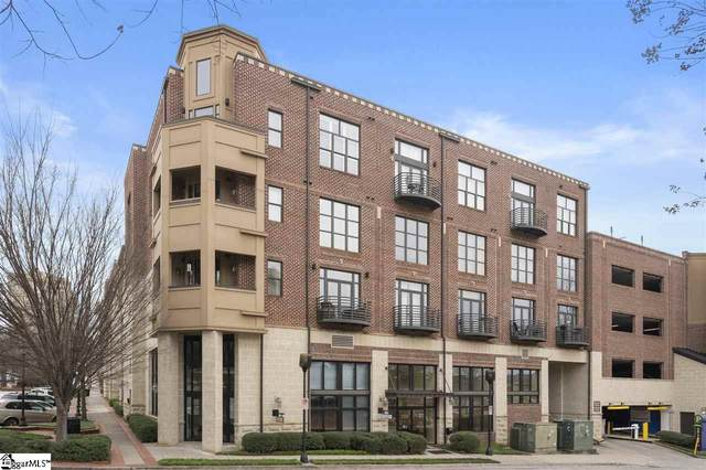 101 W Court Street Unit 224, Greenville, SC 29601 (#1431844) :: DeYoung & Company