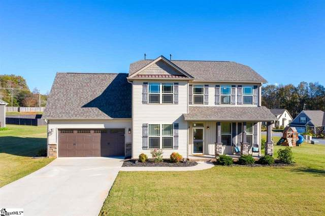 200 Conway Hill Lane, Taylors, SC 29687 (#1431860) :: DeYoung & Company
