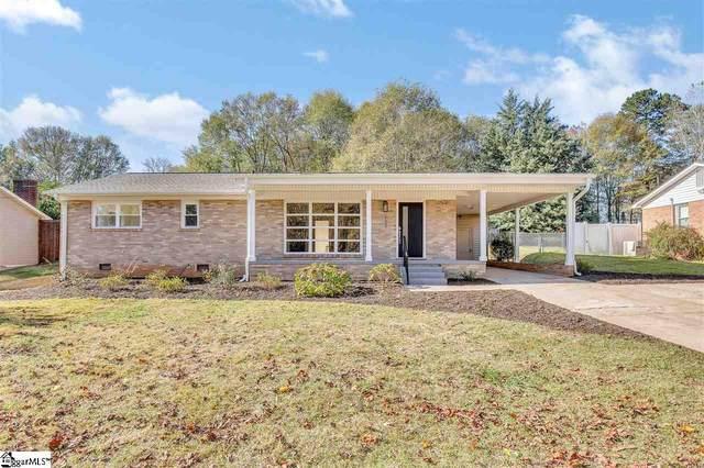 129 Duncan Chapel Road, Greenville, SC 29617 (#1431879) :: Expert Real Estate Team