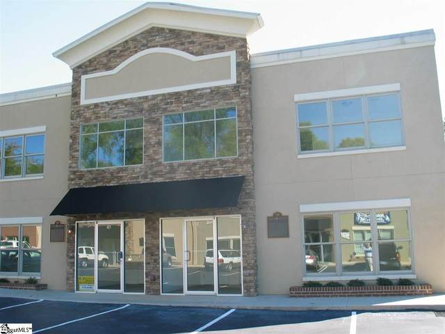 300 John Street, Greer, SC 29651 (#1431881) :: DeYoung & Company