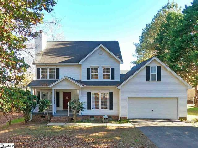 22 Idle Lane, Fountain Inn, SC 29644 (#1431882) :: J. Michael Manley Team