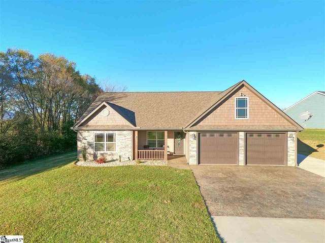 120 Pullman Road, Campobello, SC 29322 (#1431963) :: The Haro Group of Keller Williams