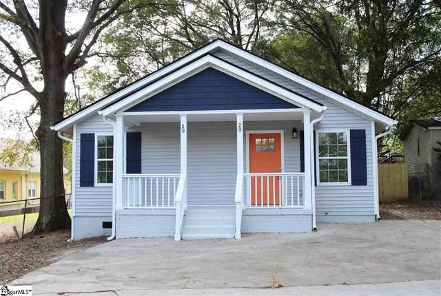 20 Marble Street, Greenville, SC 29611 (#1432003) :: Dabney & Partners