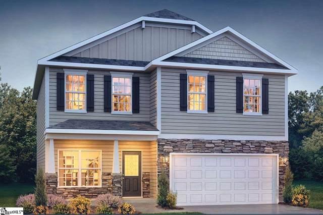 436 Millridge Road, Piedmont, SC 29673 (#1432008) :: Expert Real Estate Team