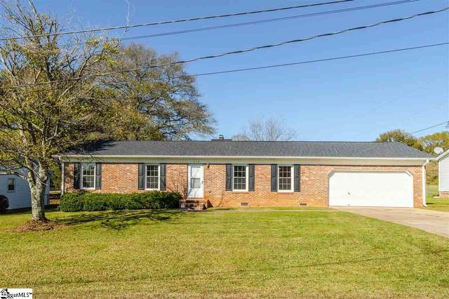 518 Longview Terrace, Greer, SC 29650 (#1432024) :: Dabney & Partners