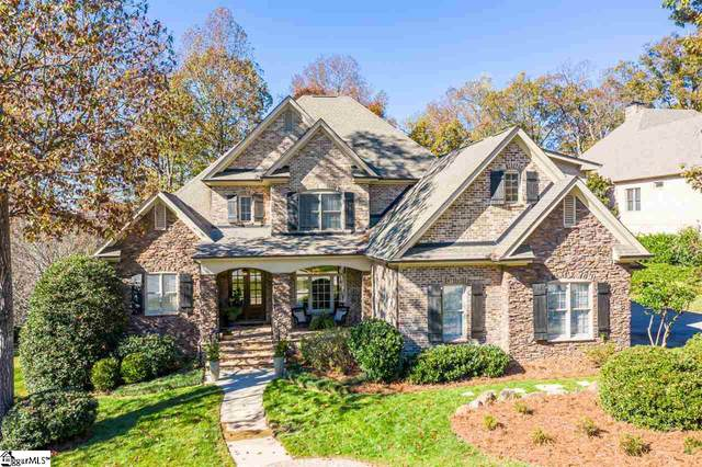 1 Santa Maria Court, Greenville, SC 29609 (#1432044) :: Expert Real Estate Team