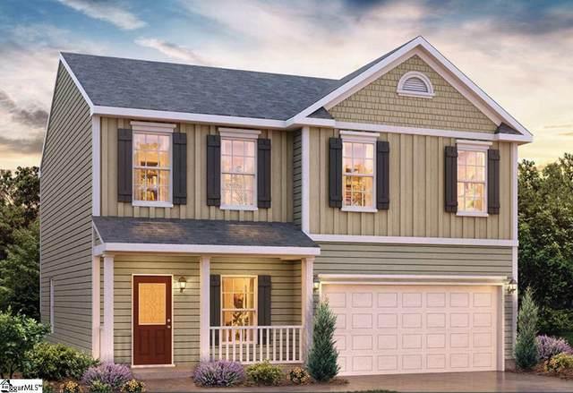 434 Millridge Road, Piedmont, SC 29673 (#1432047) :: Expert Real Estate Team