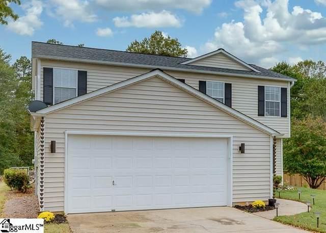 3 Deer Cross Court, Greenville, SC 29607 (#1432051) :: DeYoung & Company