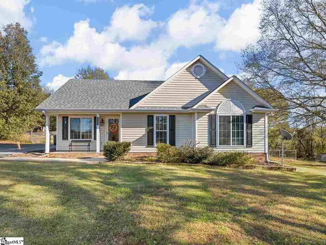 1420 Lake Bowen Dam Road, Inman, SC 29349 (#1432055) :: J. Michael Manley Team