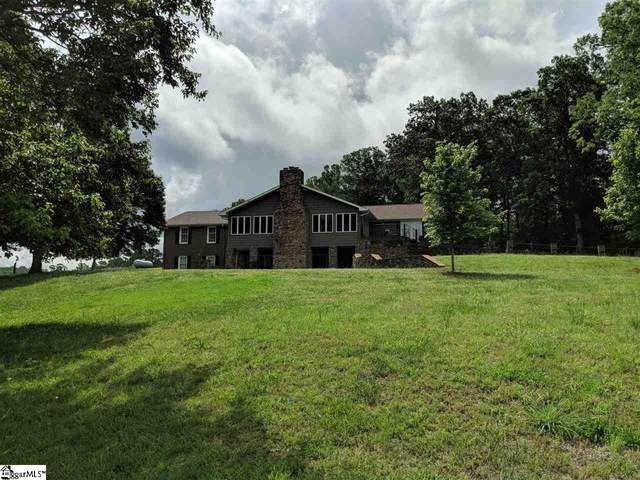 290 Ponder Cemetery Road, Easley, SC 29640 (#1432111) :: Dabney & Partners