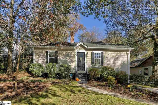 5 Woodville Avenue, Greenville, SC 29607 (#1432130) :: Parker Group