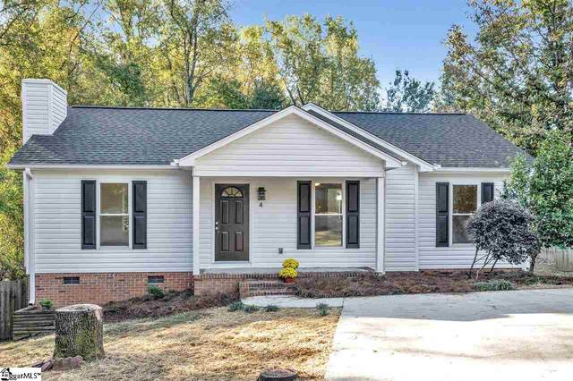 4 Dearsley Court, Greenville, SC 29609 (#1432137) :: The Haro Group of Keller Williams