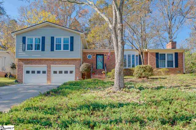 17 E Indian Trail, Taylors, SC 29687 (MLS #1432138) :: Prime Realty