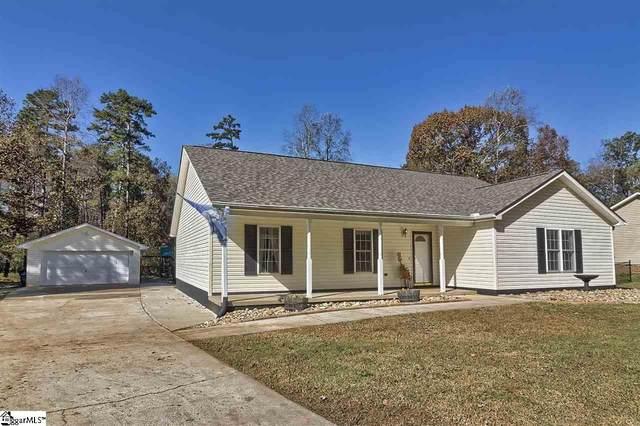 127A Hammett Acres Road, Anderson, SC 29621 (MLS #1432141) :: Prime Realty