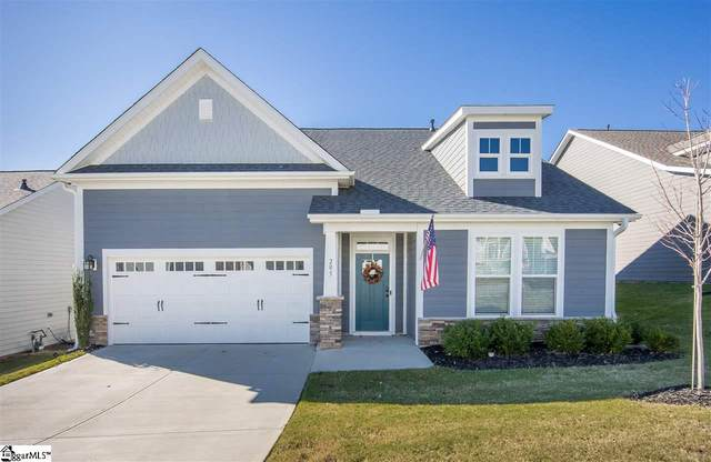 205 Noble Street, Greer, SC 29651 (#1432151) :: DeYoung & Company