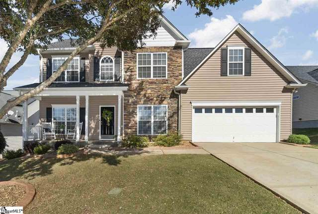 136 Saint Johns Street, Simpsonville, SC 29680 (#1432188) :: The Haro Group of Keller Williams