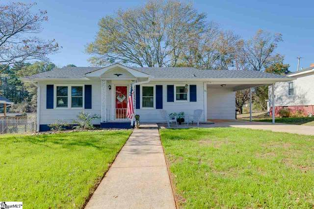 35 Lawrence Street, Lyman, SC 29365 (#1432211) :: Coldwell Banker Caine