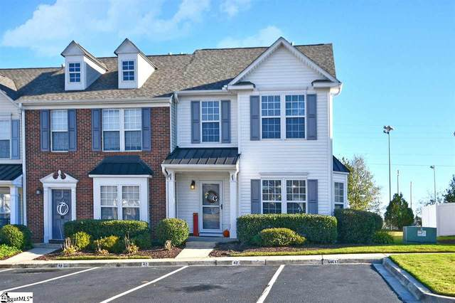 42 Spring Crossing Circle, Greer, SC 29650 (#1432225) :: Dabney & Partners
